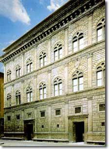 Palazzo rucellai abcfirenze monumenti di firenze - I giardini di palazzo rucellai ...